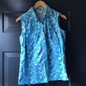 Kim Rogers Sleeveless blouse
